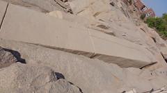 Unfinished Obelisk (Rckr88) Tags: unfinished obelisk unfinishedobelisk stone quarries stonequarries quarry aswan egypt africa travel travelling ancient ancientegypt relic relics pharoah pharoahs rocks rock stones