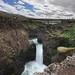 060917 Waterfall Akureyri Reykjavik Trip Pan 2