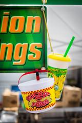 Bucket O' Fries (CarusoPhoto) Tags: john caruso carusophoto pentax ks2 smc pentaxda 35mm f24 al smcpentaxda35mmf24al street food bucket fries eat chicago roscoe village neighborhood festival burger fest
