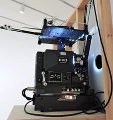 Film projector (Will S.) Tags: mypics shortfilm shortmovie short film movie clip nationalgalleryofcanada exhibit installation ottawa ontario canada