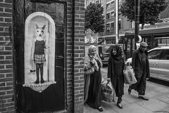 Bethnal Green Road East London © (wpnewington) Tags: eastend london street pasteup art