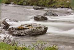 River motion, Driva, Oppdal, Norway (KronaPhoto) Tags: 2017 natur sommer summer river motion longexposure vann elv slow