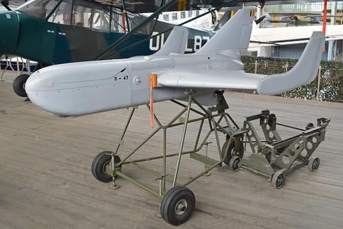 MBLE Épervier UAV 'D-47'