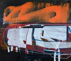 Jim Harris: Die Sonne Jäger II (Jim Harris: Artist.) Tags: sonne solar sun painting arte kunstzeitgenössische lartabstrait technology space weltraum abstractart abstrakt konst modernart cosmos