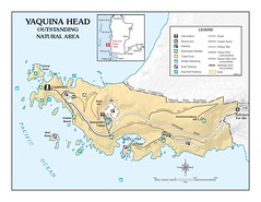 Yaquina Head Map 2017 (BLMOregon) Tags: yaquina yaquinahead blm bureauoflandmanagement oregoncoast newport oregon lighthouse maps