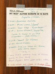 Alps Trip 0587m (mary2678) Tags: hotel cavallino doro castelrotto kastelruth italy europe honeymoon dolomites notes rick steves myway alpine tour