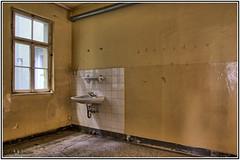 Volksbad IV (_Asphaltmann_) Tags: pentax pentaxlife pentaxians photosunlimted pentaxart photos pentaxda pentaxk3 k3 dahd1685mmf3556eddcwr hdpentaxda1685mmf3556eddcwr volksbad nürnberg hdr lostplace