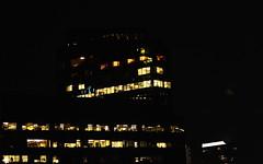Floating Lights (sundero) Tags: atlanta lights night office buckhead