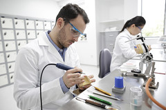 QMUL_190517_294 (Official QMUL Image Library) Tags: pgt cancer dermatology oral pathology mental health dental tech