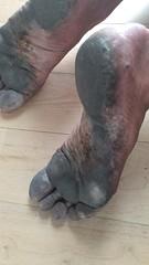 One day city soles (danragh) Tags: piediscalziincitta barefoot blackcitysoles