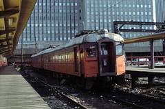South Shore 106 Randolf 8-11-79 (jsmatlak) Tags: chicago south shore line csssb electric railway train nictd