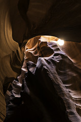 0246937058-89-Upper Antelope Canyon Arizona-11 (Jim There's things half in shadow and in light) Tags: canon5dmarkiv pagearizona sandstone tamronsp1530mmf28divcusdsens upperantelopecanyon vacation beautiful nature roadtrip