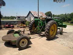 2017-06-10 13.23.08 (neals49) Tags: john deere davis 127 mower gyramor rotary cutter 3010 tractor pull type