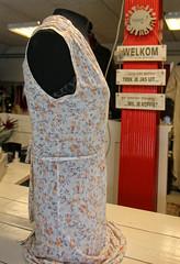 Night dress (Steenvoorde Leen - 4 ml views) Tags: nightdress etalagepop schaufensterpuppe manikin dummy maniqui manneguin