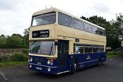 WDA 986T (markkirk85) Tags: wythall bus museum transport buses leyland fleetline mcw west midlands pte new 121978 6986 wda 986t wda986t