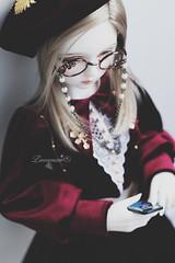 Dana (leoooona08) Tags: bjd doll dollfie balljointeddoll sooleedoll msdoll miu sadol love60