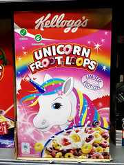 Kellogg's Unicorn Froot Loops (Limited Edition) (xdecerealx) Tags: kelloggs froot loops einhorn unicorn limited limitiert edition cerealien cornflakes cereals