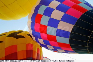 2016-08-05 0709 2016 Indiana State Fair Hot Air Balloons