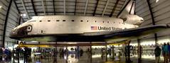 Space Shuttle Endeavor's Final Home (Chief Bwana) Tags: ca california nasa spaceshuttle endeavor columbia challenger californiasciencecenter psa104 chiefbwana 500views