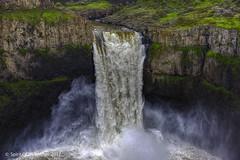 "PALOUSE FALLS (jimgspokane) Tags: palousefalls palouseriver waterfalls rivers washingtonstate ""nikonflickraward"""