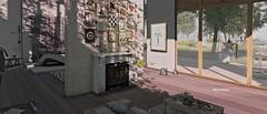 Varant's House & Landscape (MoonsoulResident) Tags: decor setup summer beach garden interior decoration