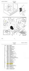 Frigidaire Professional 22.6 Cu. Ft. Counter-Depth Side-by-Side Refrigerator Schematic  --   Model PHSC39EJSS (lasertrimman) Tags: frigidaire professional 226 cu ft counterdepth sidebyside refrigerator frigidaireprofessional226cuftcounterdepthsidebysiderefrigeratorschematic phsc39ejss modelphsc39ejss fanblade fan blade condenserfanblade condenser