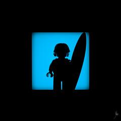 Shadow (374/100) - Professional Surfer (Ballou34) Tags: 2017 7dmark2 7dmarkii 7d2 7dii afol ballou34 canon canon7dmarkii canon7dii eos eos7dmarkii eos7d2 eos7dii flickr lego legographer legography minifigures photography stuckinplastic toy toyphotography toys courbevoie îledefrance france fr 7d mark 2 ii eos7d stuck plastic nanterre puteaux blackwhite light shadow photgraphy enevucube minifigure 100shadow collectible series 17 professional surfer surf board