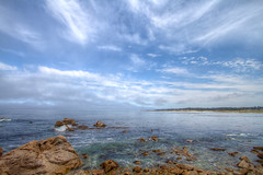 IMG_0154_156 Point Joe HDR (vicjuan) Tags: 20170625 美國 usa 加州 california montereycounty hdr tonemapping pebblebeach geotagged geo:lat=36609884 geo:lon=121955976 海 sea 太平洋 pacificocean pointjoe