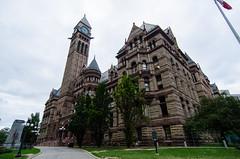 Old City Hall (Arbron) Tags: toronto ontario canada oldcityhall toronto2016 60queenstreetwest cityhall