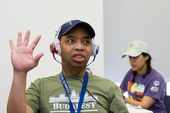 2017 Summer Games -- Healthy Athletes (SONJPhotos) Tags: 2017 201706 20170610 ewing healthyathlete june june10 marcocatiniphotography nj newjersey sonj saturday specialolympics specialolympicsnewjersey summergames tcnj thecollegeofnewjersey sonjsummergames
