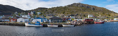 Pretty Petty Harbour (Scenics Abound Photography (Randy Hill)) Tags: 10imagepanostitch scenicsabound copyrightcharlesrhill kentvillenscanada nikon pettyharbour randyhill scenicsaboundphotography wwwfacebookcomscenicsaboundphotography wwwflickrcomphotosscenicsaboundphotography newfoundland nfld nl avalon peninsula buoyant