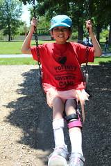 IMG_8741 2 (varietystl) Tags: summercamp swing afos legbraces afobraces orthotics kneebrace