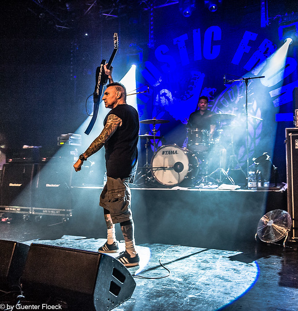 11.07.2017 - Agnostic Front (USA); Styrian Bootboys (A)