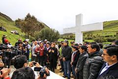 "Ministra Pérez Tello inauguró santuario ecológico en memoria de los mártires de Uchuraccay • <a style=""font-size:0.8em;"" href=""http://www.flickr.com/photos/156664909@N08/35499534280/"" target=""_blank"">View on Flickr</a>"