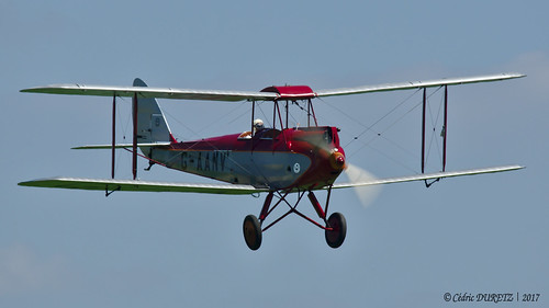 Morane-Saulnier MS-60 Moth / Private / G-AANV