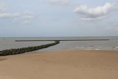 seaside (daveandlyn1) Tags: seaside beach sand sea stoneformation clouds sky rocks iii f3556 efs1855mm 1200d newbrighton thewirral merseyside canon eos 1855mm efs
