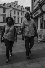 13/7 Feast your eyes on this (garyjones1959) Tags: 3652017 365 365the2017edition leica monochrom monochrome summilux 28mm bw blackandwhite portrait people folks street wolverhampton westmidlands yatess