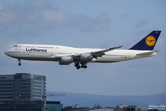 Lufthansa --- Boeing 747-800 --- D-ABYN (Drinu C) Tags: adrianciliaphotography sony dsc rx10iii rx10 mk3 fra eddf plane aircraft aviation 747 lufthansa boeing 747800 dabyn
