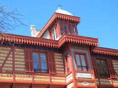 Chalet du Mail (1912-1920), 58 allée du Mail, La Rochelle (17) (Yvette G.) Tags: larochelle 17 charentemaritime poitoucharentes nouvelleacquitaine architecture belleépoque chalet