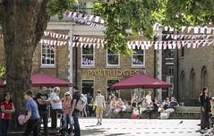 Partridges, Sloane Square, London (Kotomi_) Tags: partridges grocery shop store food dukeofyorksquare london londonlife deli