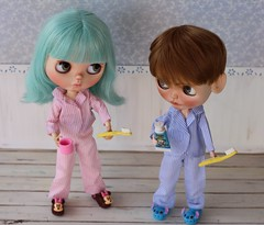 Celeste e Arthur