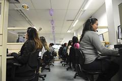 20170704_00494ls (Senado Federal) Tags: institucional alôsenado ouvidoriadosenadofederal centralderelacionamento callcenter strans transparêncialegislativa atendente computador telefone fone brasília df brasil bra