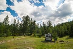 Relax nei boschi-5 ( YariGhidone ) Tags: rosso cesana lago nero claviere monti della luna van life vanlife campe furgone vita avventure adventure campfire camping wildlife wild camper