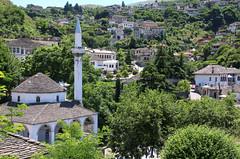 Happy Friday! / The Bazaar Mosque, Gjirokastër , Albania (Frans.Sellies) Tags: img8537 mosque minaret albania gjirokaster gjirokastër