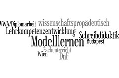 Modelllernen als schreibdidaktisches Konzept
