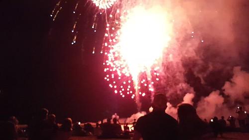 Key West fireworks