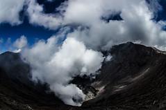 The Heart of Bromo (Fotografie mit Seele) Tags: vulkan volcano indonesien indonesia bromo tengger caldera steam