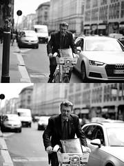 [La Mia Città][Pedala] con il bikeMi (Urca) Tags: milano italia 2017 bicicletta pedalare ciclista ritrattostradale portrait dittico bike bycicle nikondigitale scéta biancoenero blackandwhite bn bw 10229