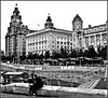 Relaxing at the Pier Head (ronramstew) Tags: liverpool mersey merseyside pierhead relaxation threegraces liverbuilding 2017 2010s