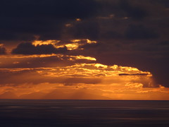 Sunset 3 (Saf37y) Tags: aberdeenshire sunset seashore sea scotland coast costal clouds sky seaside gamriebay gardenstown gamrie morayfirth
